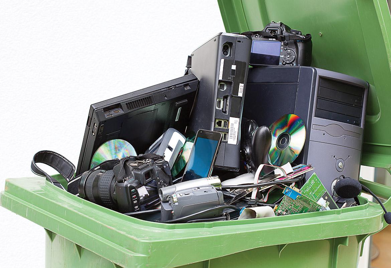 Утилизация оргтехники и компьютеров в Оренбурге