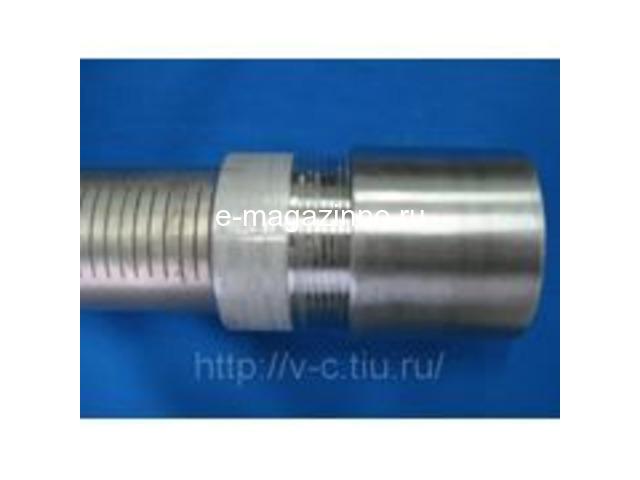 Щелёванные трубы (НРУ) для фильтров ФИПа, ФОВ - 1