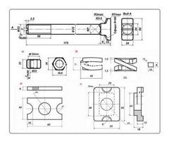 Болт закладной М22Х175 ГОСТ 16017-79 на складе - Изображение 2