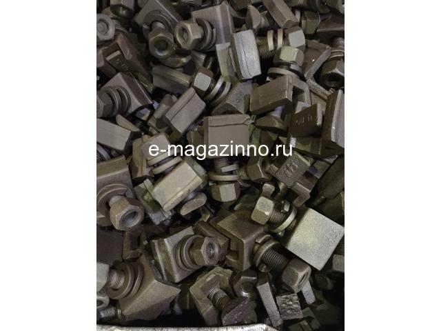 Болт клеммный М22Х75 ГОСТ 16016 -79, 16016-2014 из наличия. - 1