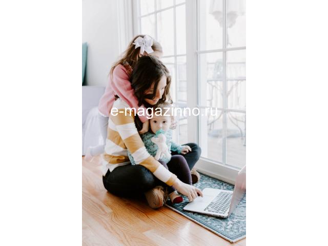 Работа за ПК для мам и домохозяек - 1