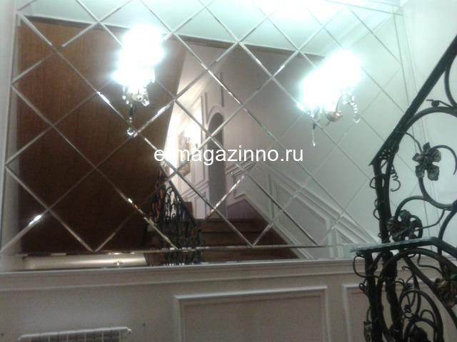 Изготовление зеркал, стекол - 1