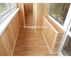 Отделка балкона, лоджии, утепление, ремонт. Красноярск - Изображение 1