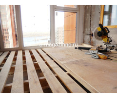 Отделка балкона, лоджии, утепление, ремонт. Красноярск - Изображение 2