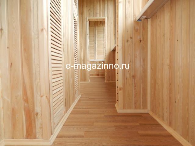 Отделка балкона, лоджии, утепление, ремонт. Красноярск - 3