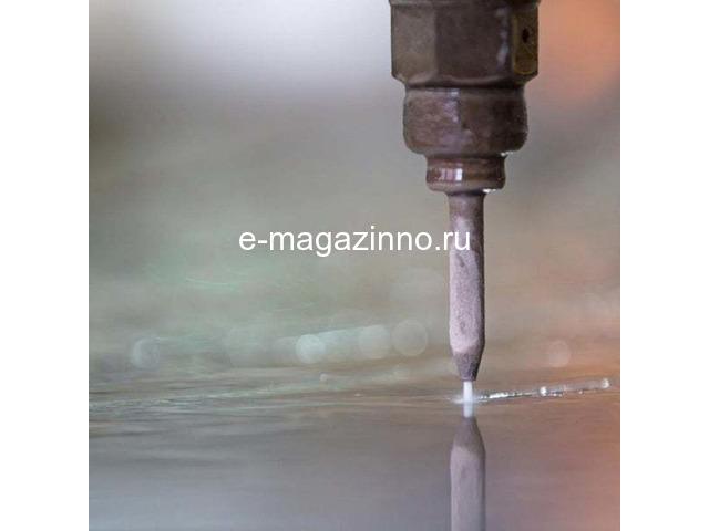Гидроабразивная резка металлов - 1