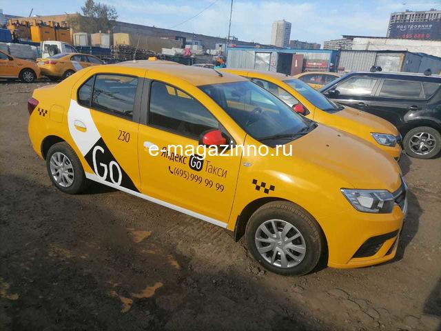 Водитель такси, аренда брендированных автомобилей - 1