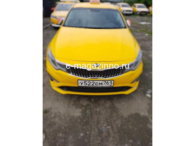 Водитель такси, аренда брендированных автомобилей - 2