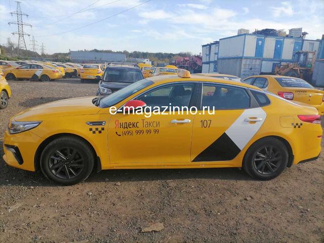 Водитель такси, аренда брендированных автомобилей - 4