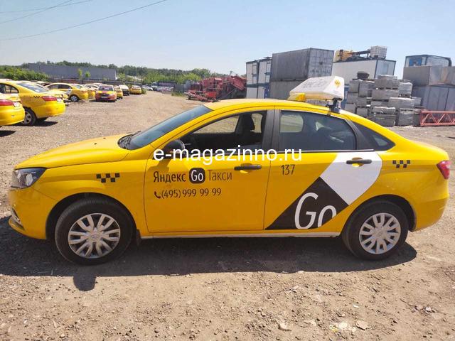 Водитель такси, аренда брендированных автомобилей - 6