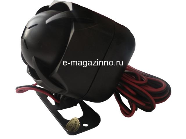 Сирена 12V 20W 125db 1 тонн - 1