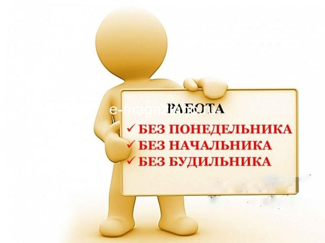Удаленный менеджер интернет-магазина - 1