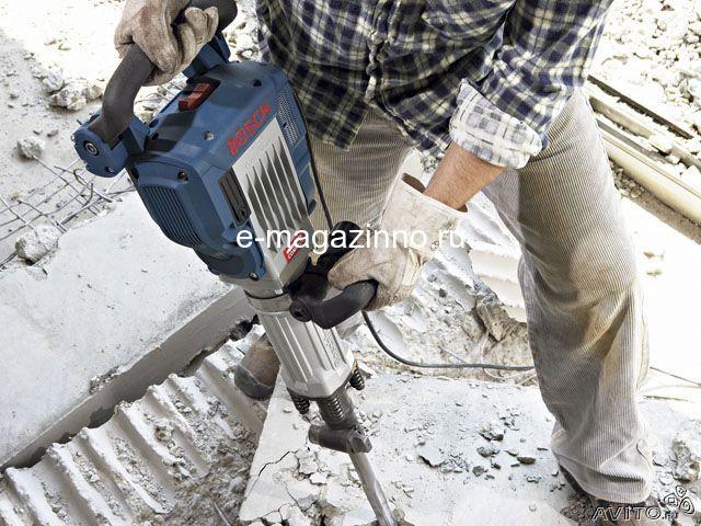 Аренда (прокат) строительного инструмента Bosch - 1