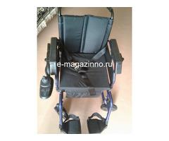 Электрическая инвалидная коляска. - Изображение 1