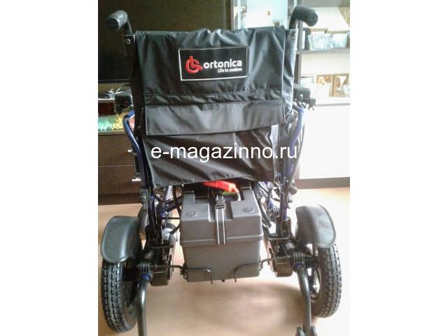 Электрическая инвалидная коляска. - 2