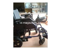 Электрическая инвалидная коляска. - Изображение 3