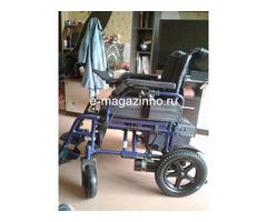 Электрическая инвалидная коляска. - Изображение 4