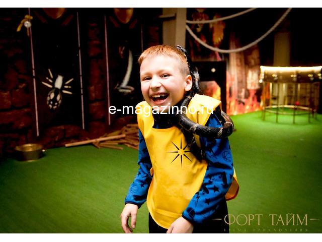 Форт Боярд квест для детей и взрослых - 3