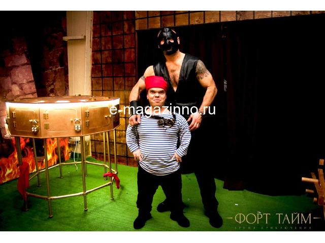 Форт Боярд квест для детей и взрослых - 5