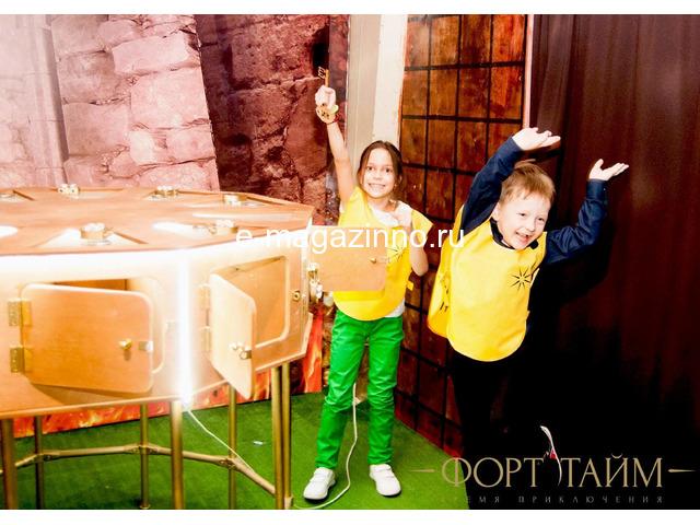Форт Боярд квест для детей и взрослых - 6
