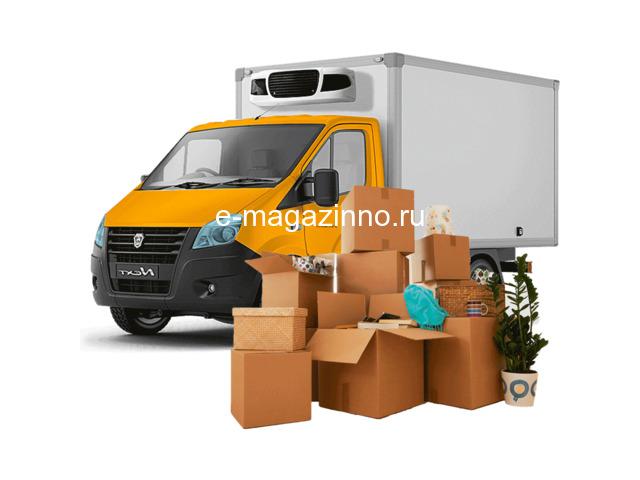 Грузоперевозки, грузчики и грузовое такси - 1