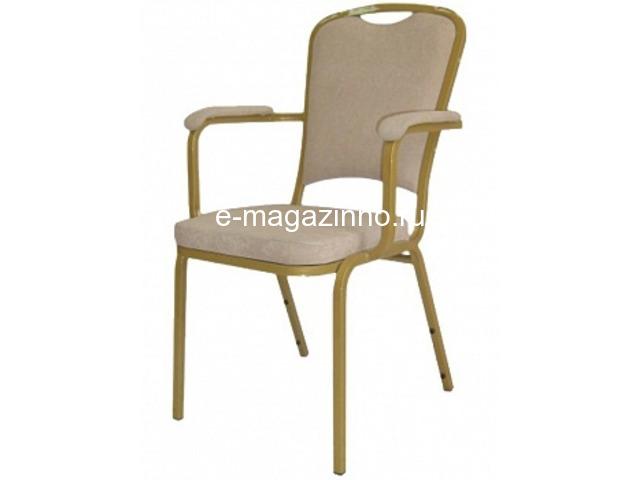 Классические и складные банкетные стулья. - 3