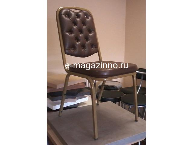 Классические и складные банкетные стулья. - 5