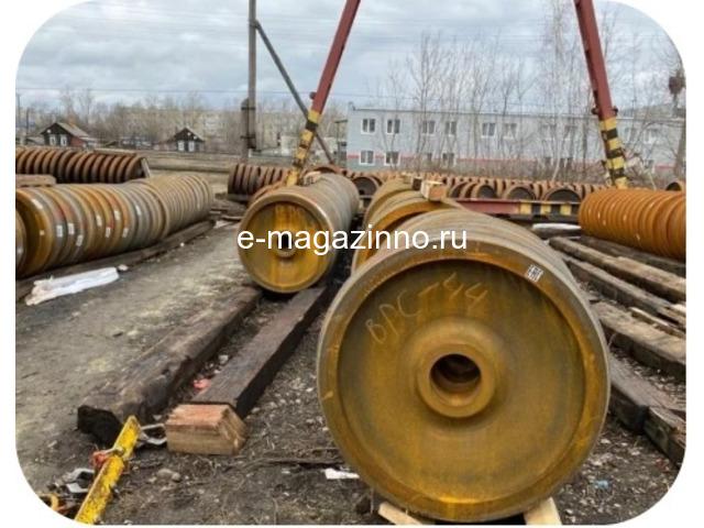 Железнодорожные цельнокатаные колеса - 1