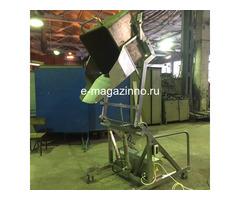 Подъёмник - опрокидыватель гидравлический, передвижной - Изображение 1
