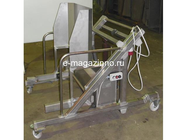 Подъёмник - опрокидыватель гидравлический, передвижной - 2