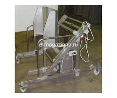 Подъёмник - опрокидыватель гидравлический, передвижной - Изображение 2