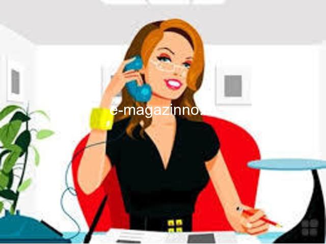 Сотрудник  для работы с входящими звонками - 1