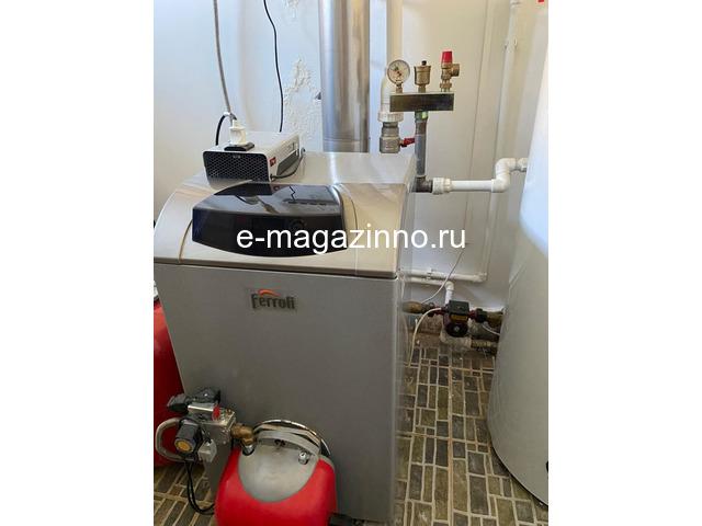 Ремонт газовых котлов отопления и газовых колонок - 2