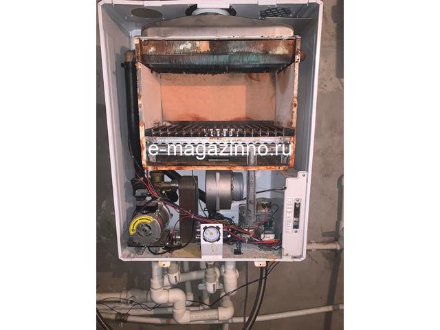 Ремонт газовых котлов отопления и газовых колонок - 3