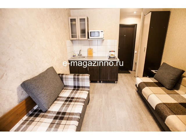 Уютная квартира в центре города с хорошим ремонтом - 1