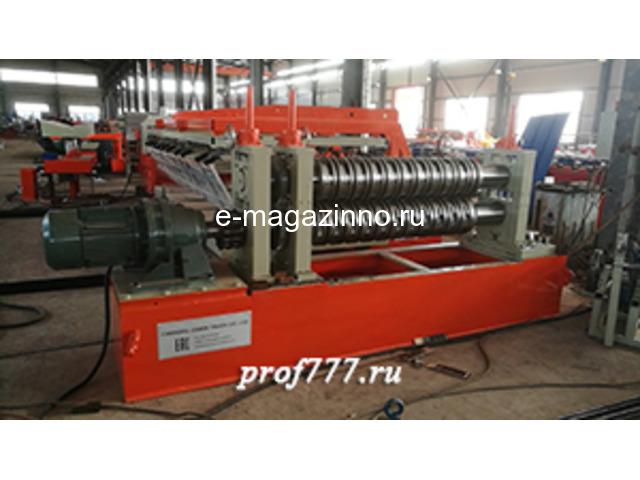 Автоматическая линиядляпродольной и поперечнойрезкирулонного металла - 1