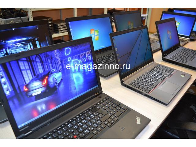 Распродажа б/у ноутбуков в Оренбурге - 1