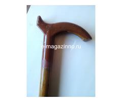 Трость деревянная, б/у, 58 см - Изображение 2