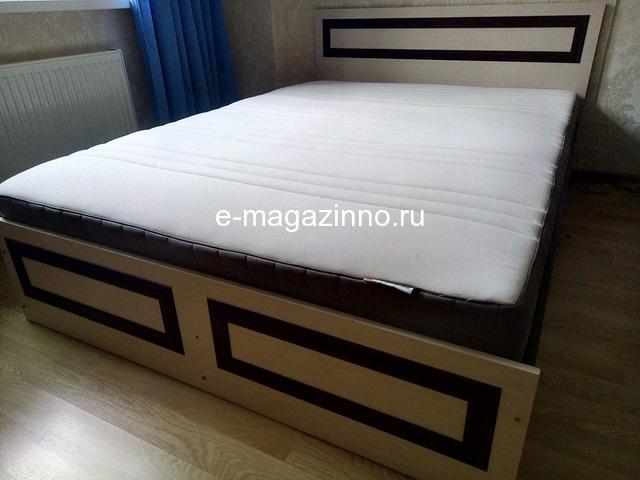 Матрас+кровать - 1