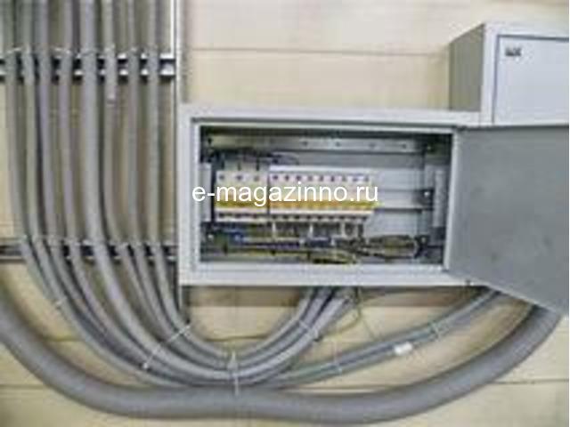 Электро-монтажные работы и по сантехнике - 1